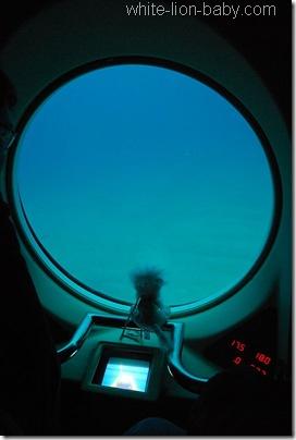 18 Meter unter dem Meeresspiegel