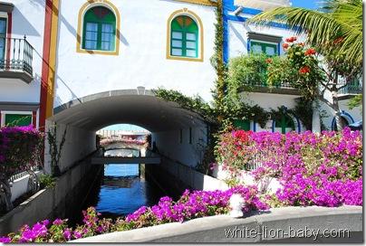 Klein Venedig in Puerto de Mogán