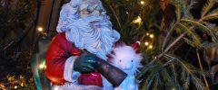 Auf dem Weihnachtsmarkt in Berlin-Köpenick