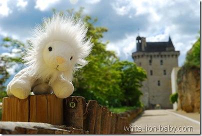 Zufahrt zur Burg