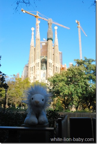 Die Basilika Sagrada Família